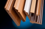 Foil wrapped mdf mouldings