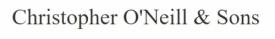 Christopher O'Neill & Sons Ltd