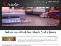 Acrylicon (Ireland) Industrial Flooring