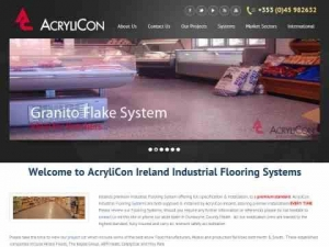 Acrylicon (Ireland) Industrial Flooring