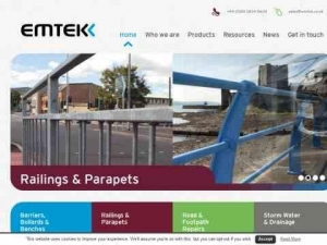 Emtek Products Ltd