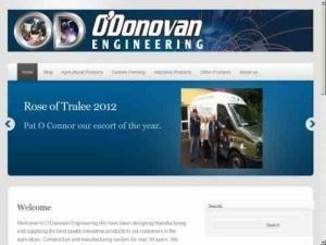 O'Donovan Engineering Co Ltd