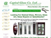 Capital Glass Company Ltd