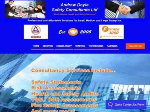 Andrew Doyle Safety Consultants Ltd