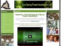 Eco Spray Foam Insulation