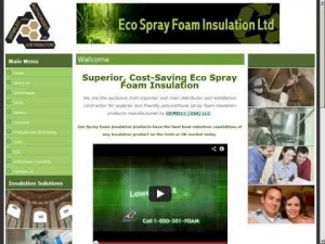 Eco Spray Foam Insulation