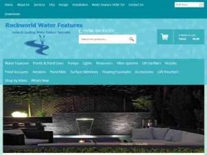 Rockworld Water Features