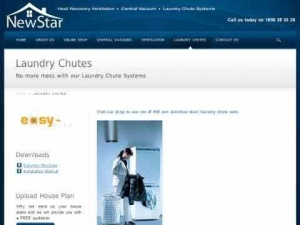 NewStar - Laundry Chute Systems