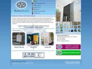Barron Lifts Ireland Ltd
