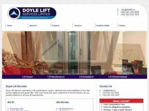 Doyle Lift Services Ltd