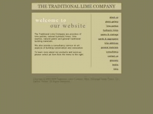 Traditional Lime Co Ltd