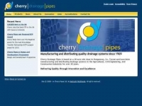 Cherry Drainage Pipes