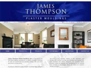 James Thompson Plaster Mouldings Ltd