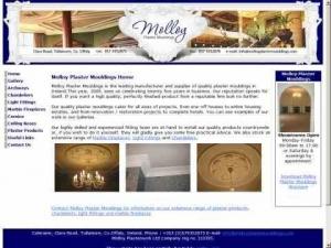 Molloy Plaster Mouldings