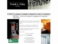 Frank L. Fahy Heating & Plumbing Merchant