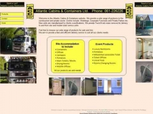 Atlantic Containers & Cabins Ltd