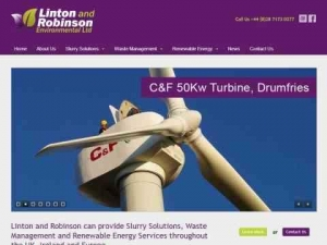 Linton & Robinson Group (Environmental Division Renewables)