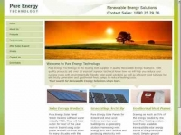 Pure Renewable Energy Ltd