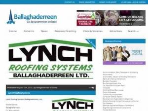 Lynch Roofing Systems (Ballaghaderreen) Ltd.