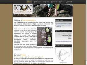 Icon Archaeology Ltd