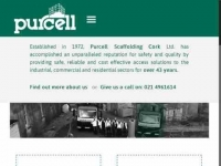 Purcell Scaffolding Cork Ltd