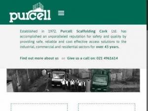 Purcell Scaffolding Cork Ltd