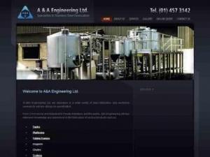 A & A Engineering Ltd