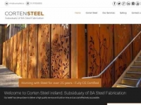 BA Steel Fabrications / Corten Steel