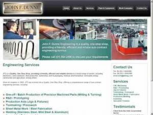 John F Dunne Engineering Ltd