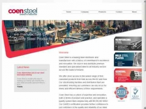Coen Steel Group Ltd