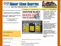 Manor Stone Quarries Ltd
