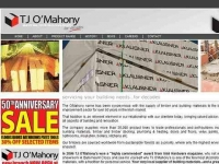 TJ O'Mahony & Sons Ltd
