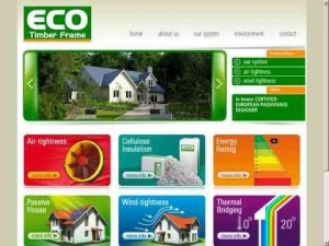 Eco Timber Frame