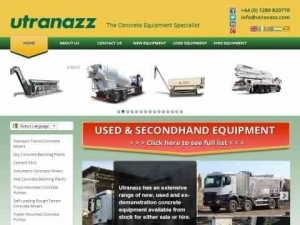 Utranazz - Concrete Equipment Specialists