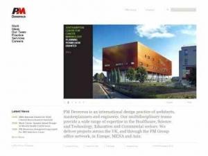 Devereux Architects, Urban Designers & Master Plan