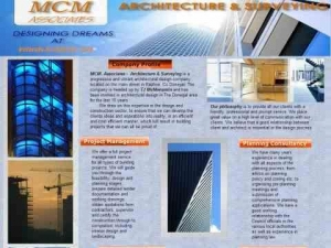 MCM ASSOCIATES ARCHITECTURE & SURVEYING