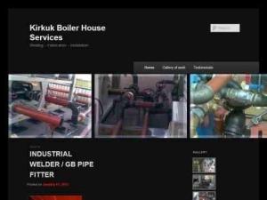 KBH Services Industrial Welder