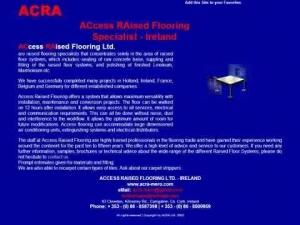 Access Raised Flooring Ltd