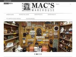Mac's Granite & Salvage
