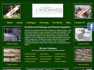 Landmark Architectural Salvage and Granite Products