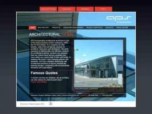 APS Aluminium & Plastics Systems