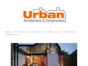 Urban architecture + construction