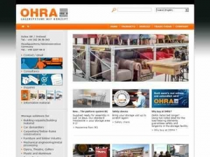 OHRA Racking Systems