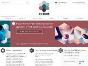 Heterochem Ltd