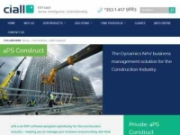Ciall Construction Software