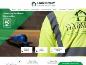 Harmony Timber Frame