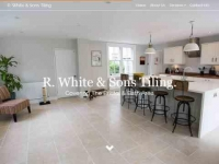 R. White & Sons Tiling.