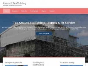 AinScaff Scaffolding