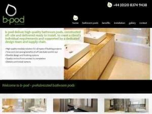 B-POD (Ireland) Limited