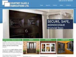 Courtney Glass & Fabrications Ltd